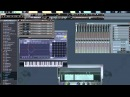 Fl Studio 10 Dubstep Tutorial (Sytrus)