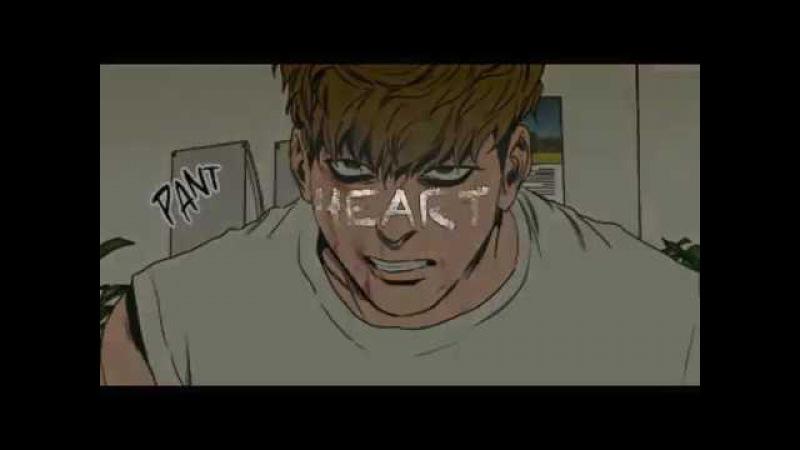 KILLING STALKING Heart Heart Head - the end :O