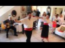Греческие танцы под песню Аргонавты Сиртаки. FULL HD