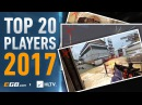 Люблю такой качественный контент Top 20 players of 2017
