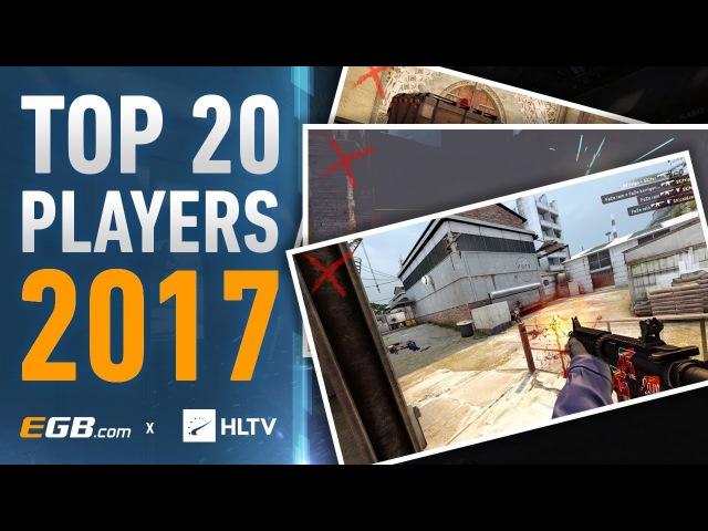 Top 20 players of 2017  » онлайн видео ролик на XXL Порно онлайн