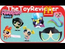 2016 Powerpuff Girls McDonalds Happy Meal Toys COMPLETE SET of 6 Unboxing Toy Review TheToyReviewer