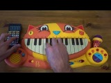 XXXTENTACION, RICH CHIGGA, KEITH APE - GOSPEL BUT I PLAYED IT ON A CAT PIANO AND A DRUM CALCULATOR