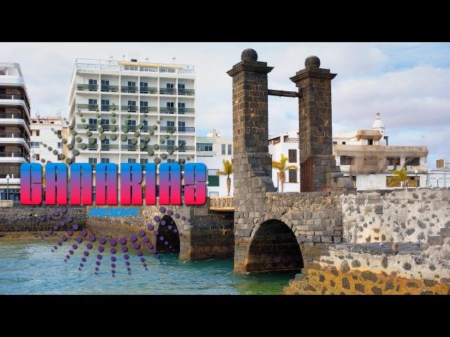 Arecife Lanzarote ☀ ② HD 1080p50