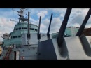 HMS Belfast, Imperial War Museum, On the River Thames. London. England