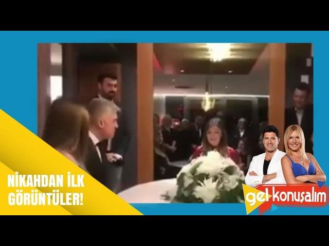 Gel Konuşalım | 99. Bölüm | Özcan Deniz ve Feyza Aktanın nikahından ilk görüntüler!