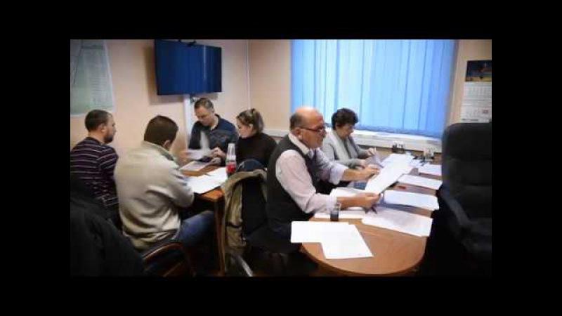 Подсчет результатов ОСС по выбору УК Новая Трехгорка