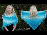 Learn How to Crochet Splendid Shawl - C2C Stitch for Wrap by Naztazia