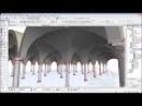 How to model Rib vault in Archicad Comment modeler une croisée d'ogives avec Archicad