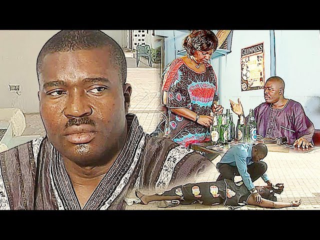 I LOST EVERYTHING AFTER TAKING TOO MUCH ALCOHOL {KANAYA O KANAYO} - NIGERIAN MOVIES 2017