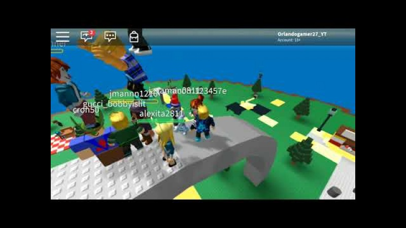 Roblox multi-collab (Ft. SuperEpicToadBros and UrielProductions)