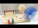 Как сделать настоящий соленоидный двигатель своими руками
