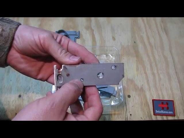 The flat spot sheet metal ar15 80% lower kit part one