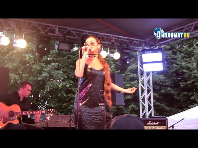 Выступление Анны Седоковой на VK Fest 2017