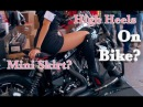 Review of bike expo by Jeny Smith Выставка МотоЗима 2017