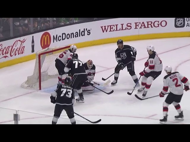 New Jersey Devils vs Los Angeles Kings - March 17, 2018   Game Highlights   NHL 2017/18