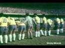 Brasil 2x1 Argentina - 08/03/1970 - Último gol contra a Argentina - Pelé 73 anos