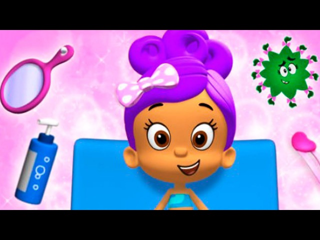 Bubble Guppies Good Hair Day Fun Videos For Kids