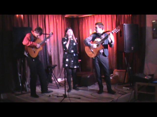 5nizza - весна гитара Blis Duo вокал Вероника Павленко