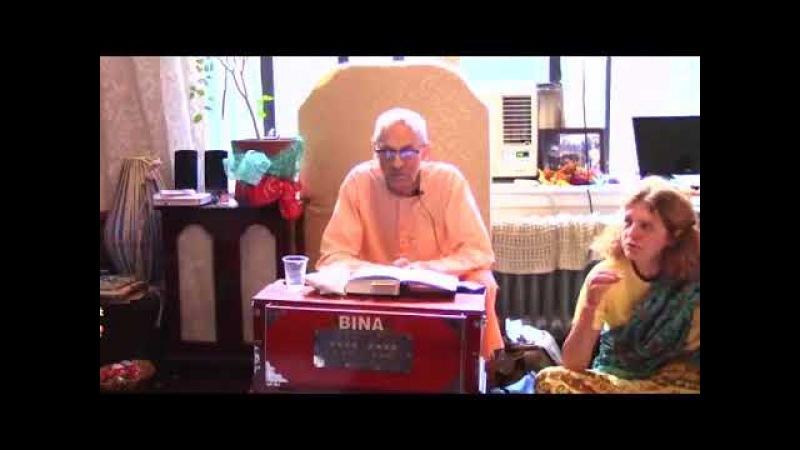 Слава Шри Гиты - Шри Шримад Муради Мохан Махарадж, Нью-йорк, 2018