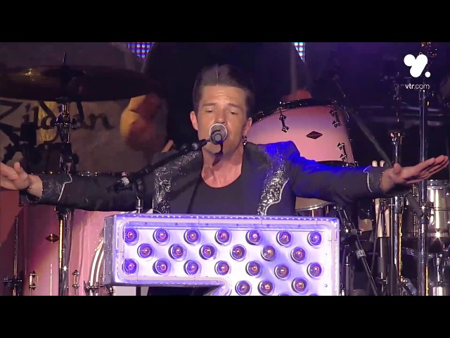 The Killers - EN VIVO en Lollapalooza Chile 2018 | Concierto Completo HD 1080p