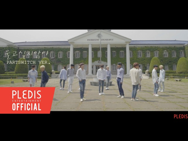 [SPECIAL VIDEO] SEVENTEEN(세븐틴)-울고 싶지 않아(Dont Wanna Cry) Part Switch ver.