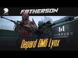 Warface FM - Gepard GM6 Lynx - (Black Panter)