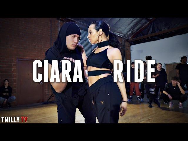 Ciara - Ride - Dance Choreography by Jojo Gomez - Filmed by Tim Milgram TMillyTV