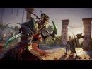 Assassin's creed Истоки DLC Проклятие фараонов Серия 8 Сердце и имя фараона
