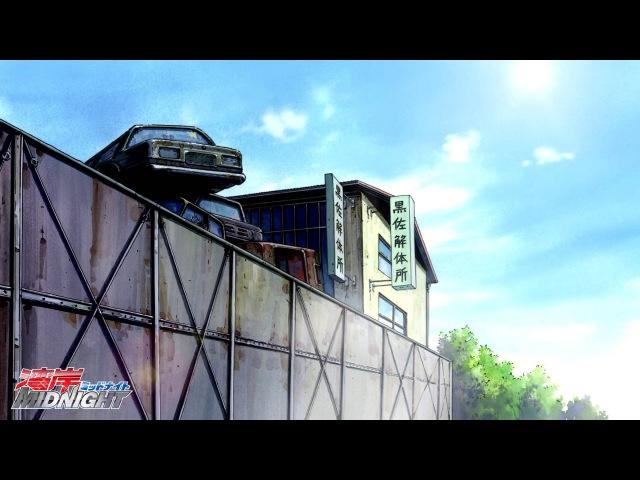 Wangan Midnight PS3 OST BGM - MENU07