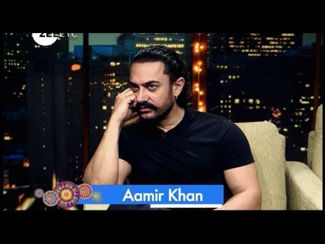 Aamir Khan In Conversation With Komal Nahta
