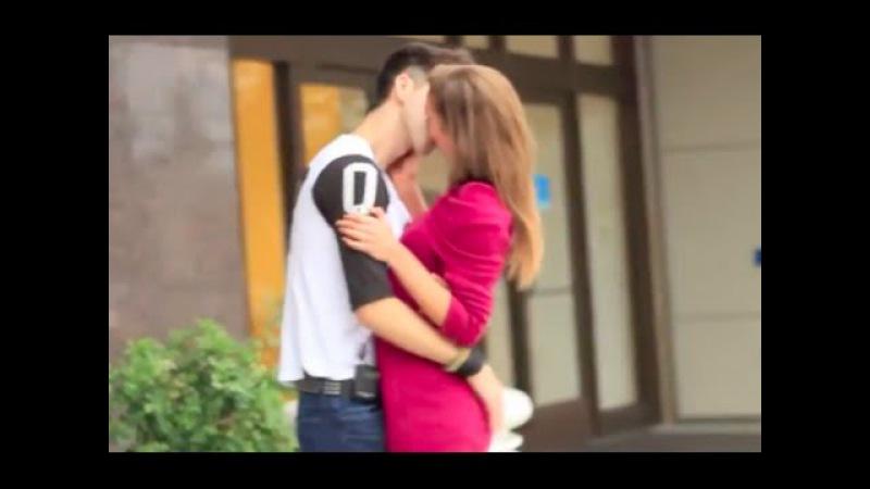 Kissing Prank - Guessing Names (HOT GIRLS) - Kissing Pranks Hot Edition - PrankInvasion 2015