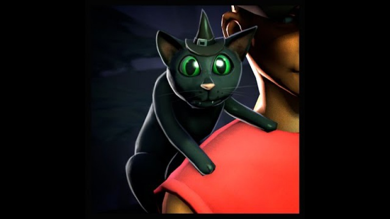 The Bewitching Copycat - TF2 Workshop