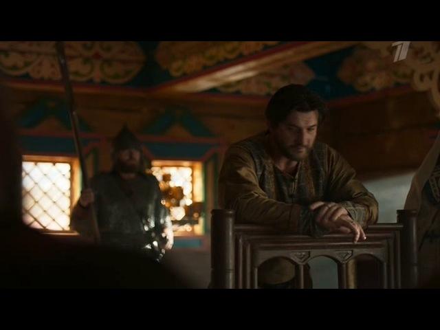 Золотая орда - 3 серия, русский сериал 2018
