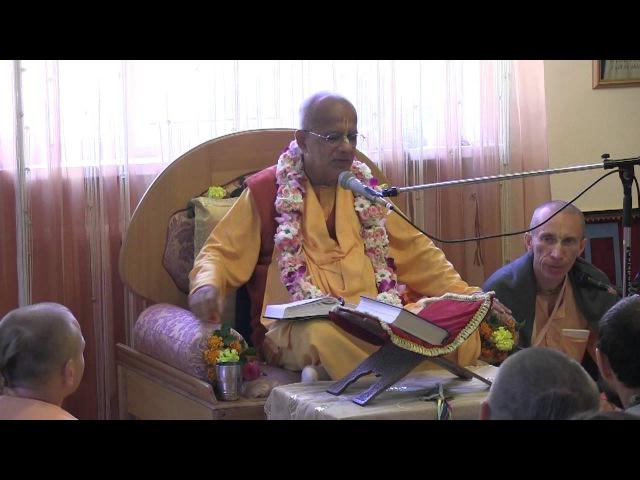 Gopal Krishna Goswami, SB 4.8.22, Sochi 01.10.2012