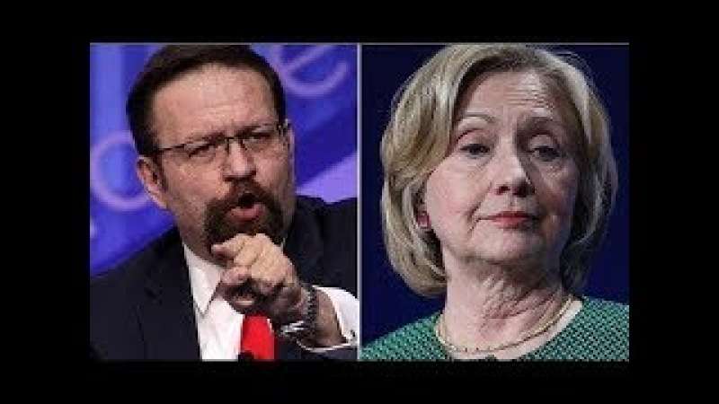 After Shutting Her Mouth Off, Dr. Gorka Puts Hillary Clinton In Her Place