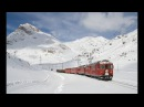 LIVE Train 24/24 Train Drivers View Cab Ride World Railway in WINTER! Best Great