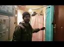 Установка двери Эконом в проем с усилением