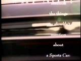 """Famous Subaru """"SVX"""" TV commercial from Wieden &amp Kennedy"""