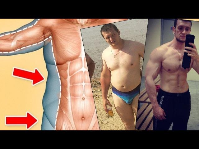 Как научить свой организм худеть. Интересная фишка.