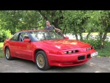 Pontiac - Grand Prix GT (обзор тест драйв)