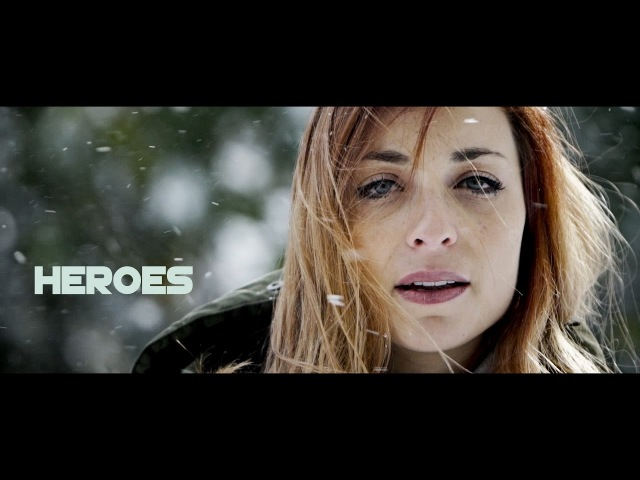 Heroes ★ David Bowie - [SnowFalling] Cinematic Cover by Lies of Love