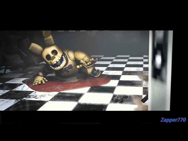 Rise of springtrap