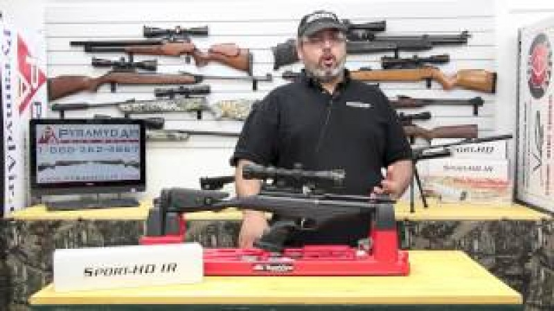 Hatsan ATP2 Tactical Carbine Airgun Review by Airgunweb