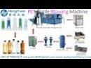 Automatic pet, pp bottle servo motor type blowing machine