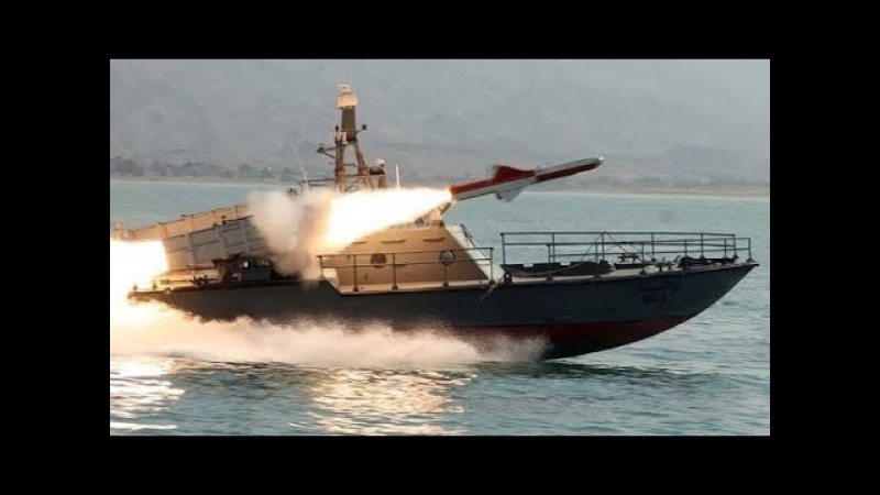 Russian Military HIGH SPEED BOAT keeps the seas and water ways safe