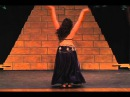 Miss America Preliminary, Featured Performer Scarlet du Monde, Belly Dance