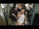 секс в туалете при скрытой камере