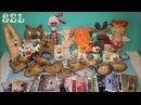 СВОИМИ РУКАМИ Моя Коллекция Кукол и Игрушек Handmade Toys Dolls