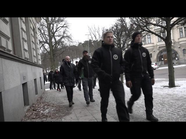 Omfattande aktivism och offentlig i Södertälje 3 2 18